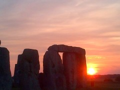 Stonehenge sunset tour