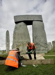 Stonehenge Dig