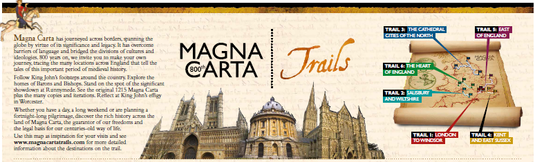 Magna Carta Trail