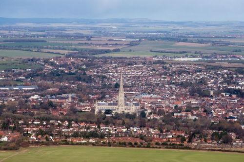 PAHotspot: Salisbury has made it into a top 10 world cities' list