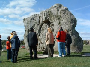 Small Group Guided Tour of Avebury