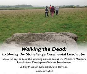 Walking the Dead: Exploring the Stonehenge Ceremonial Landscape