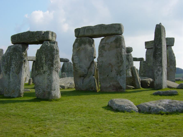 Stonehenge, a World Heritage Site